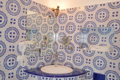 LA CALETTA DEPENDANCES - BATHROOM OF THE SEA VIEW ROOMS